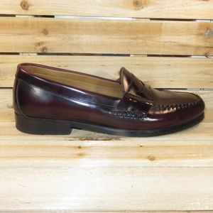 Johnston and Murphy Hayes Traditional Penny Loafer
